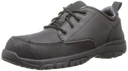 Timberland Discovery Pass Plain Toe Oxford Toddler little Kid big Kid Black 6 M Us Toddler