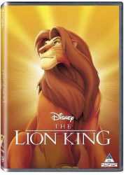 The Lion King Diamond - Classics Edition Dvd