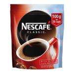 Nescafe Classic Nescafe - Classic Instant Coffee - 100G - Doy Bag