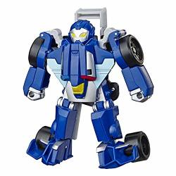 """Transformers Playskool Heroes Rescue Bots Academy Whirl The Flight-bot Converting Toy 4.5"""" Action Figure Toys For Kids Ages 3 & Up"""