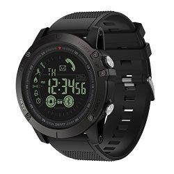 Rishil World Zeblaze Vibe 3 Flagship Rugged All-day Activity Record Sport 33 Month Long Standby Smart Watch Single Item.