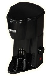 Better Chef IM-102B Compact Personal Coffee Maker Brews Up To 12 Oz. Compact Size