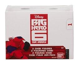 Bandai Big Hero 6 Series 1 Chibi 2-FIGURE Blind Pack