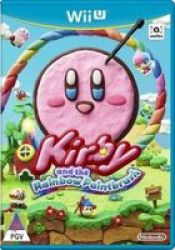Kirby & The Rainbow Paintbrush Nintendo Wii U