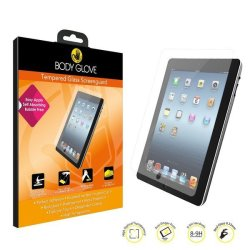 Body Glove Tempered Glass Screen Protector For Apple Ipad 2 3 And 4 - Clear