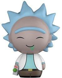 Funko Dorbz Animation Morty-rick Collectible Figure Multicolor