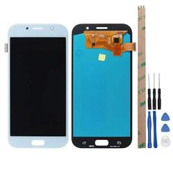 Hyyt For Samsung Galaxy A7 2017 A720 A720F SM-A72 Lcd Display And Touch Screen Digitizer Glass Replacement Assembly Blue