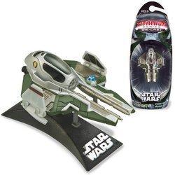 Hasbro Titanium Series Star Wars 3INCH Vehicles - Jedi Starfighter