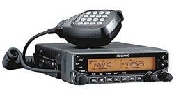 Kenwood Original TM-V71A 144 440 Mhz Dual-band Amateur Mobile Transceiver 50 Watts 1000 Memory Echolink Sysop-mode Operation Tru