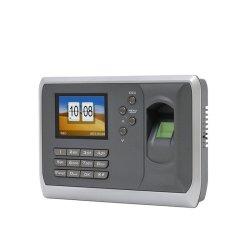 Fingerprint Employee Time Attendance Machine And Backup Battery
