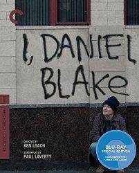 Criterion Collection I Daniel Blake The Blu-ray