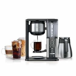 Ninja CM407 Specialty Coffee Maker With 50 Oz. Thermal Carafe Black And Stainless Steel Finish