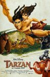 "Posters USA Poster Usa - Disney Classics Tarzan Poster Glossy Finish - DISN144 24"" X 36"" 61CM X 91.5CM"