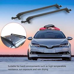94988fb1ee14 Universal Lockable Car Roof Rack Cargo Luggage Carrier Lightweight Roof  Rail With Anti-theft Lock | R | Car Parts & Accessories | PriceCheck SA