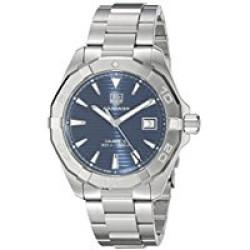 TAG Heuer Aquaracer Automatic Blue Dial Men's Watch Item No. WAY2112.BA0928