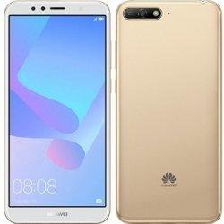 Huawei Y6 16GB Dual Sim 2018 Edition in Gold   R2999 00   Cellular Phones    PriceCheck SA