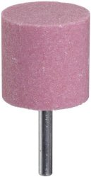PFERD 34463 W238 Grit 60 - Medium Aluminum Oxide Vitrified Mounted Point With 1 4 Shank