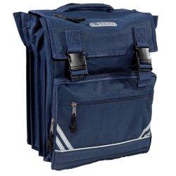 BLUE JUICE - 5 Division Navy Backpack 720-55N Navy