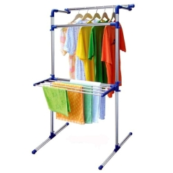 Multipurpose Clothes Drying Rack