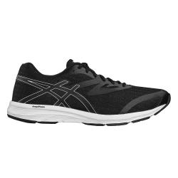 Asics Mens Amplica Running Shoes in Black