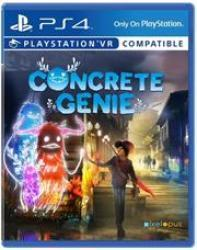 Playstation 4 Game Concrete Genie