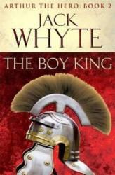 The Boy King Paperback Jack Whyte