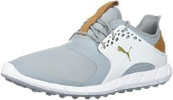 PUMA Golf Men's Ignite Pwrsport Golf Shoe Quarry team Gold white 11 Medium  Us | R | Golf | PriceCheck SA