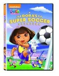 Dora The Explorer: Dora's Super Soccer Showdown DVD