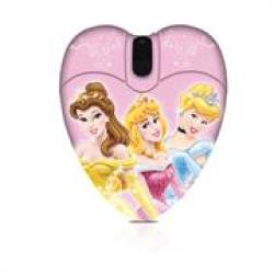 Disney Princess MINI Optical USB Mouse Retail Packaged