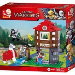 Sluban Legend Warriors - The Home Of Knights