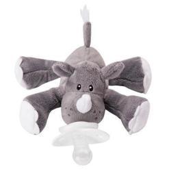 Nookums Paci-Plushies Buddies Rosie Rhino