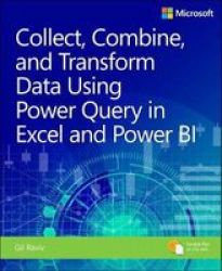 Collect Combine And Transform Data Using Power Query In Excel And Power Paperback