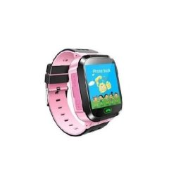 Q528 Kids Gps Smart Watch - Pink