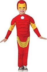 Morris Costumes Little Boys Iron Man Costume 1-2