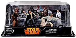 Disney Star Wars Figurine Collectible Playset Pack Of 6