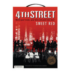 4th Street Sweet Red 1 X 5l