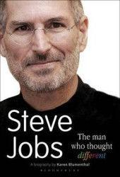 Steve Jobs The Man Who Thought Different Paperback