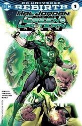 DC Comics Hal Jordan And The Green Lantern Corps 1 Comic Book