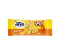 Bakers Good Morning Biscuits Peach And Apricot 1 X 50G