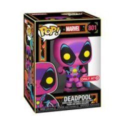 Pop Marvel: Blacklight Deadpool Vinyl Figure