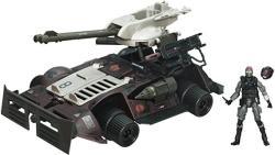 USA Gi Joe Bravo Vehicle Cobra Fury Alley Viper V1