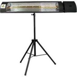 Milex Infrared Small Heater - 2000W