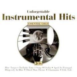 Unforgettable - Great Instrume Cd