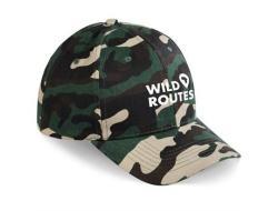Wilderness Cap - Camo