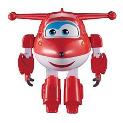 Super Wings Robot Ready Jett Lights And Sounds Interactive Motion Activated 15+ Phrases 10 Tall