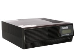 Ellies Modified Sine Wave Inverter Charger W 12VDC Battery - 1200VA