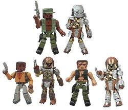 Predators Series 1 Set Of 3 Minimates 2-PACKS