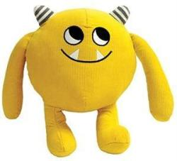 Nibbles The Book Monster Plush