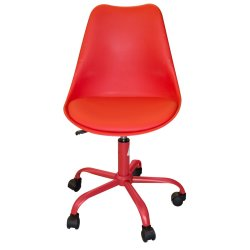 No Brand - Emma Office Chair Red