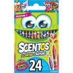 Scentos Scented Scented Crayons 24 Pack - Season 1